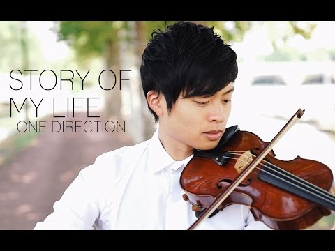 Story Of My Life - One Direction - Violin And Guitar Cover - Daniel Jang
