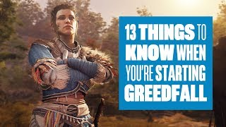 13 Things To Know When Starting GreedFall