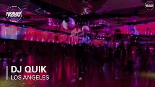 DJ Quik Ray-Ban x Boiler Room 010 Los Angeles Live Set