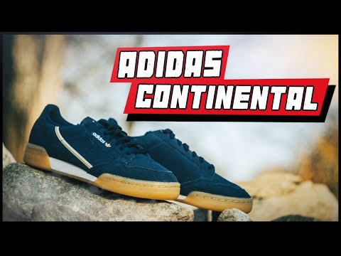 Adidas Continental 80 - Когда надоела Банальность ( ОБЗОР)