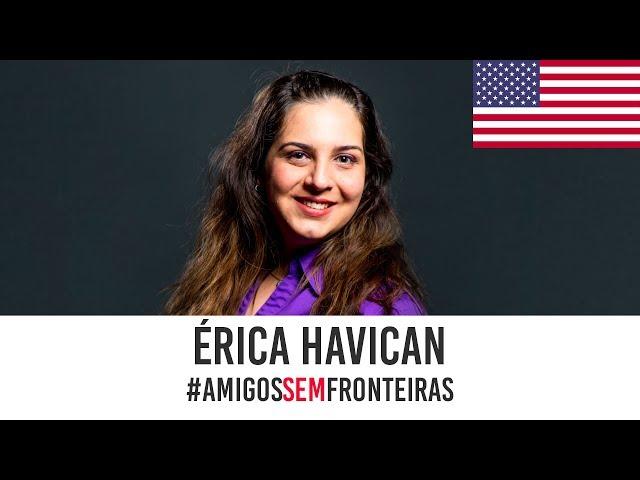 INGLÊS É A LÍNGUA UNIVERSAL - Érica Havican 🎙PODCAST Adriana Jarva #7