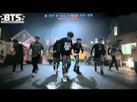 [BangTanSodamn][Vietsub + Kara + Full Roman] No More Dream - Bangtan Boys (BTS)