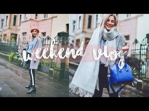 PONY SCHNEIDEN & ASOS SALE HAUL // weekend vlog #5