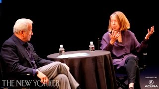 Executive editor of the New York Times talks with Ken Auletta - The New Yorker Festival