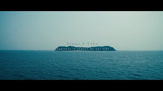 -LIFE IS A JOURNEY-無人島OUTDOOR WEDDING DIGEST MOVIE