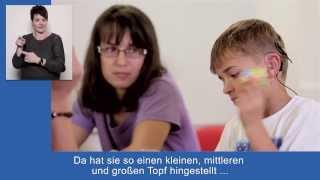 Das Cochlear-Implant-Centrum CICERO an der HNO-Klinik des Uni-Klinikums Erlangen (barrierefrei)