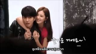 [Thai Trans] Marry Him If You Dare Photo Shooting BTS - Jung Yong Hwa