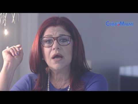 Entrevista Exclusiva A Susana Perez Por Roberto San Martin. Exclusiva De Cuba En Miami