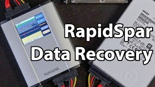 RapidSpar Data Recovery Instrument Review - Trickle Down Data Recovery