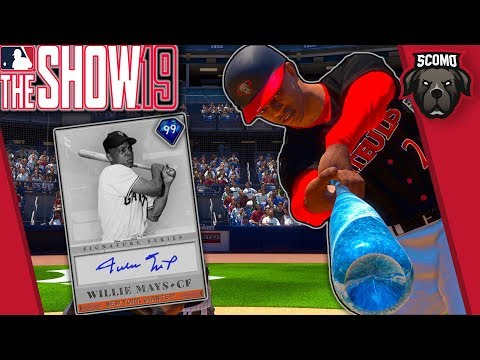 God Squad Match Up! We Both Got Willie! Willie Mays Debut! MLB The Show 19