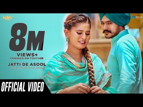 jatti-de-asool-(official-video)-|-deep-aman-feat.-satkar-sandhu-|-new-punjabi-song-2019