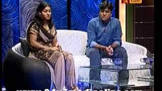 coffee with anu season 2 With Tipu And Harini Vijay Tv Shows 3-14-2009 Part 4