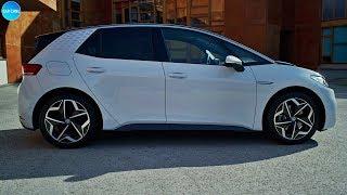 2020 Volkswagen ID.3 1ST Driving, Exterior Interior Design