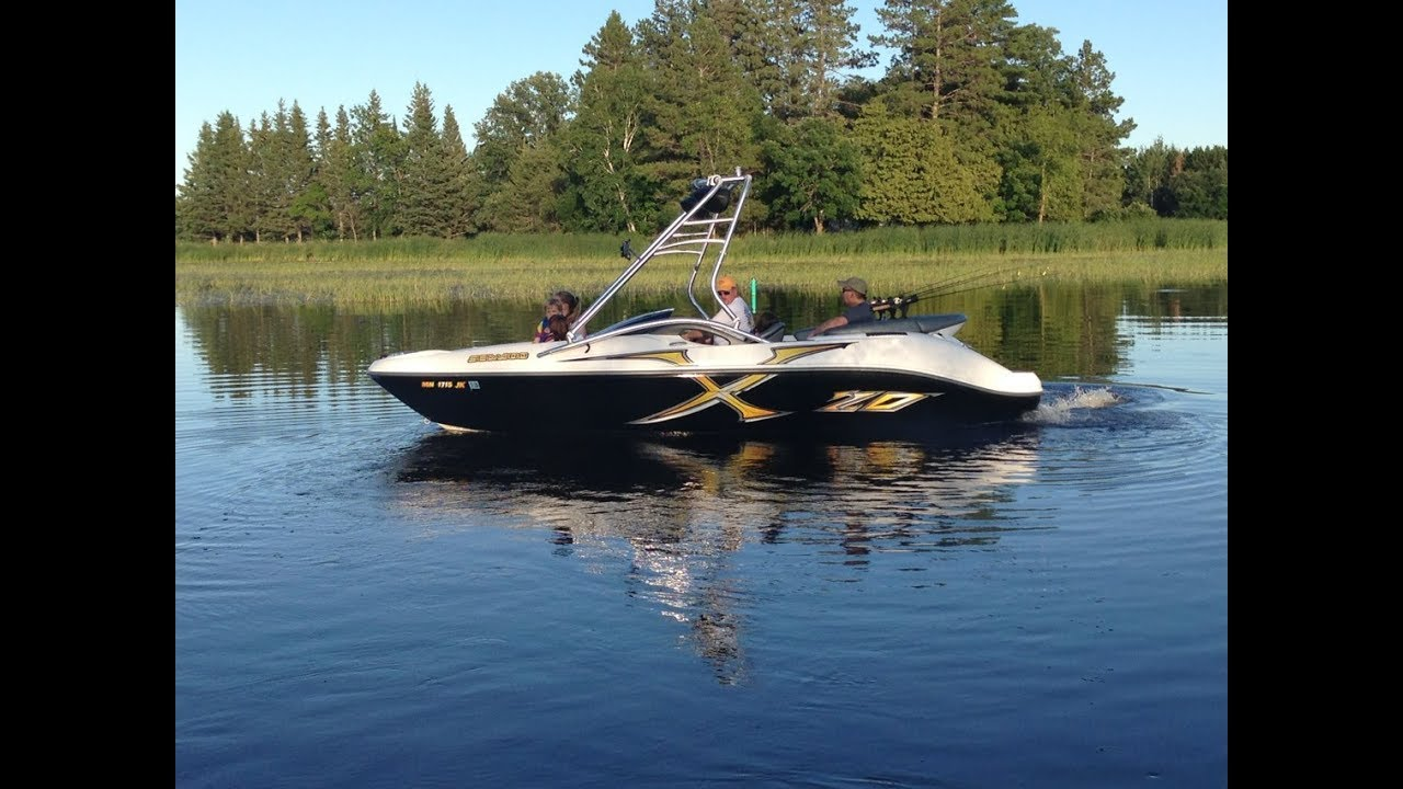 2002 SeaDoo Challenger X20 For Sale