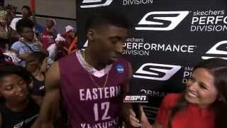 Marcus Lewis Highlights From 2014 Slam Dunk Championship