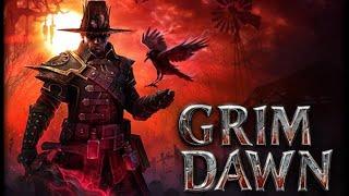 【 高橋慶 】【 Grim Dawn 】|2019/11/01|