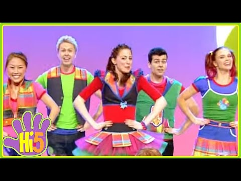 Hi-5 House S14: Move Your Body