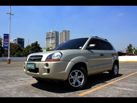 "My 2009 Hyundai Tucson CRDi ""Tousey"" review/full vehicle tour (for sale)"