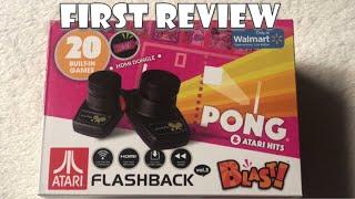 Pong & Atari Hits Blast! First Review