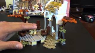 Review - Lego Lord Of The Rings Council Of Elrond Set #79006