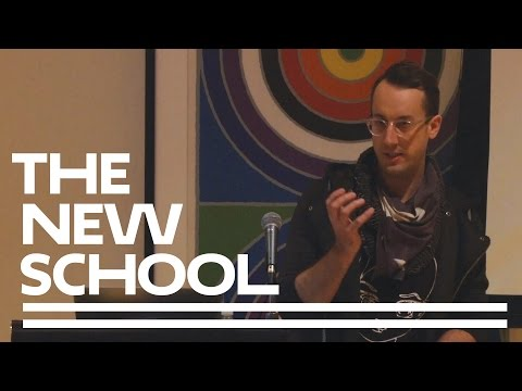 ART WORK: An Evening with Andrew Schneider | The New School