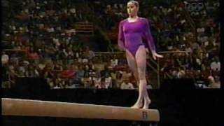 Elise Ray - 2000 US Nationals Finals - Balance Beam