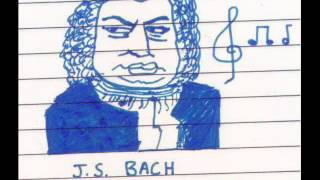Johann Sebastian Bach - Violin Concerto in A minor, BWV 1041 (Allegro assai)