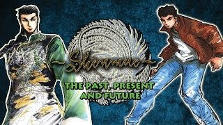 Shenmue: Past, Present and Future | History of Shenmue