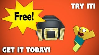 (STILL WORKS) How To Get The FREE IOI Helmet on ROBLOX!