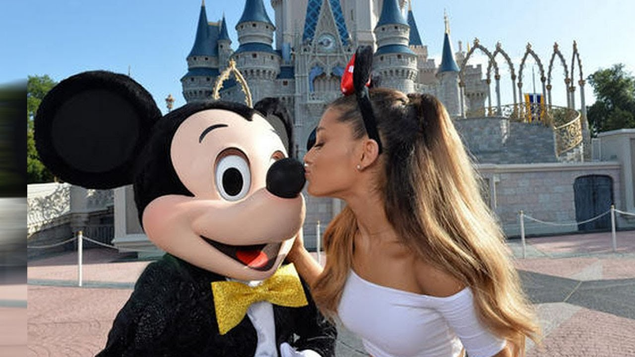 Ariana Grande S Awesome 21st Birthday Bash At Disney World