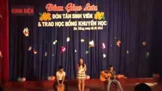 Tìm-guitar cover ĐH Bách Khoa Đà Nẵng