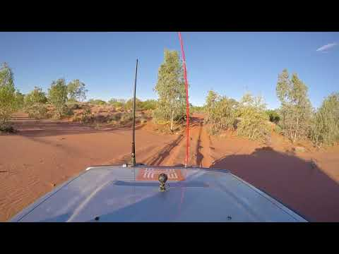Hay River Track Off-Road Driving Guide | Simpson Desert