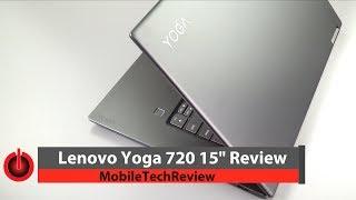 """Lenovo Yoga 720 15"""" Review"""
