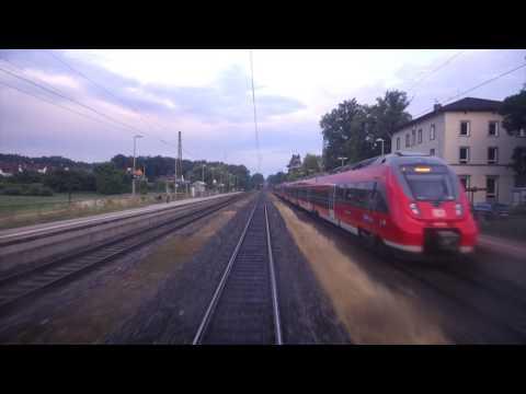 Nürnberg - Stuttgart