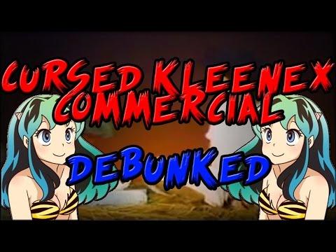 Cursed Kleenex Commercial Debunked