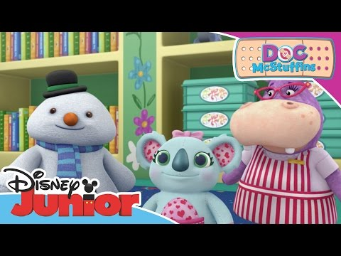 Thumbnail: Doc McStuffins - Lala the Toy | Official Disney Junior Africa