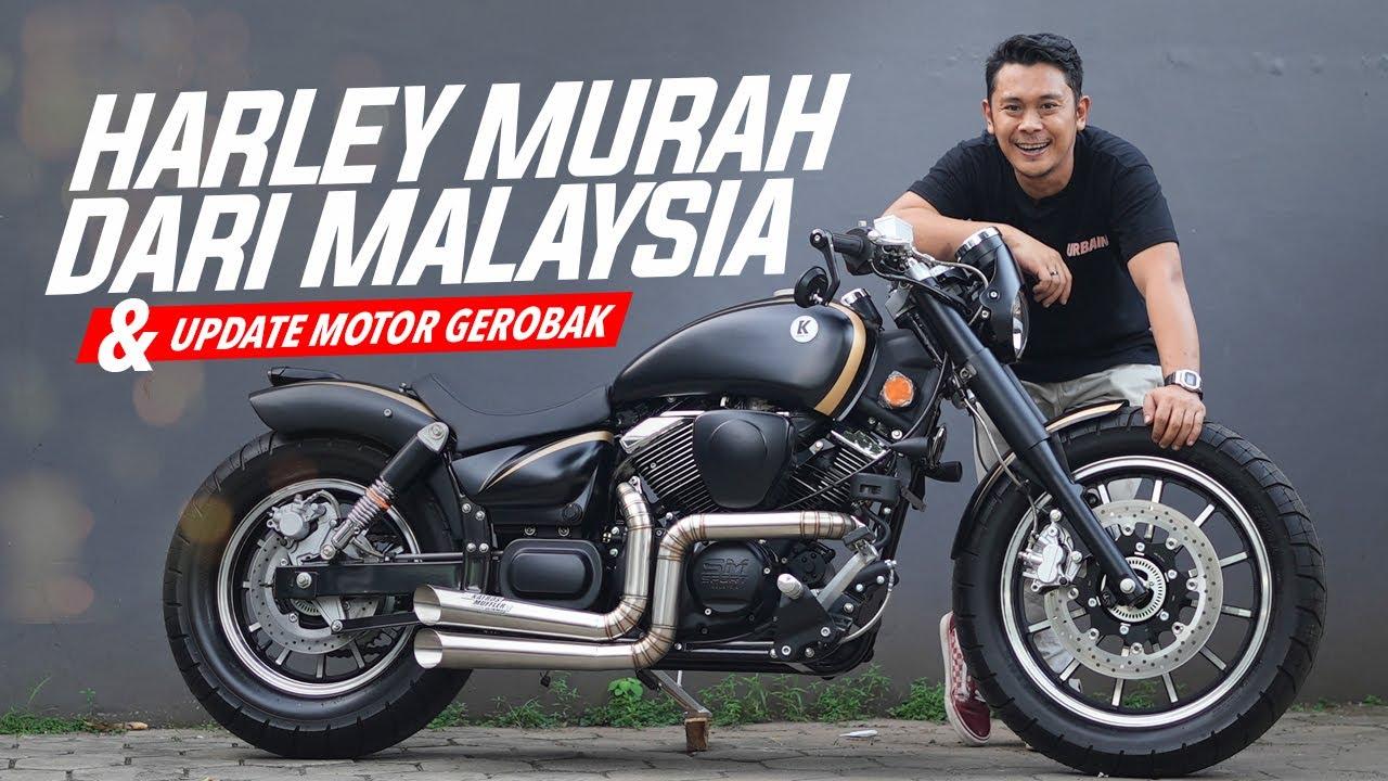Update Moger & HD Dari Malaysia! #AtenxKatros