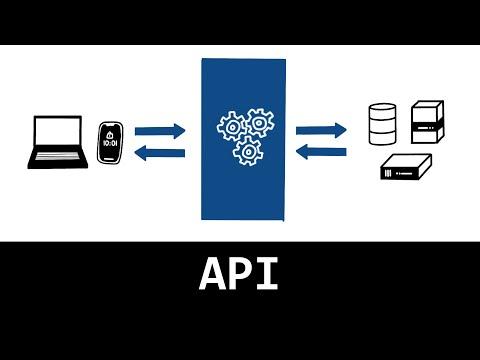 API : comprendre l'essentiel en 4 minutes