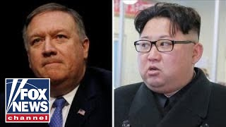 Pompeo met with Kim Jong Un to discuss summit thumbnail