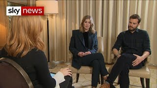 Rosamund Pike on being journalist Marie Colvin