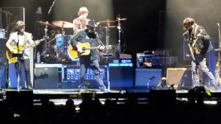"Neil Young ""Out On The Weekend"" Rogers Arena, Van. BC Oct. 2015"