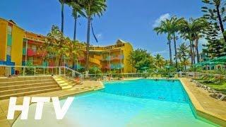 Canella Beach Hotel en Le Gosier, Guadalupe
