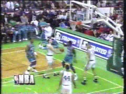 1995 NBA Robert Parish Schools Eric Montross