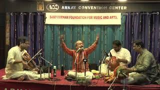 Sampoornam Foundations For Music and Arts-M.K.Sankaran Namboodiri