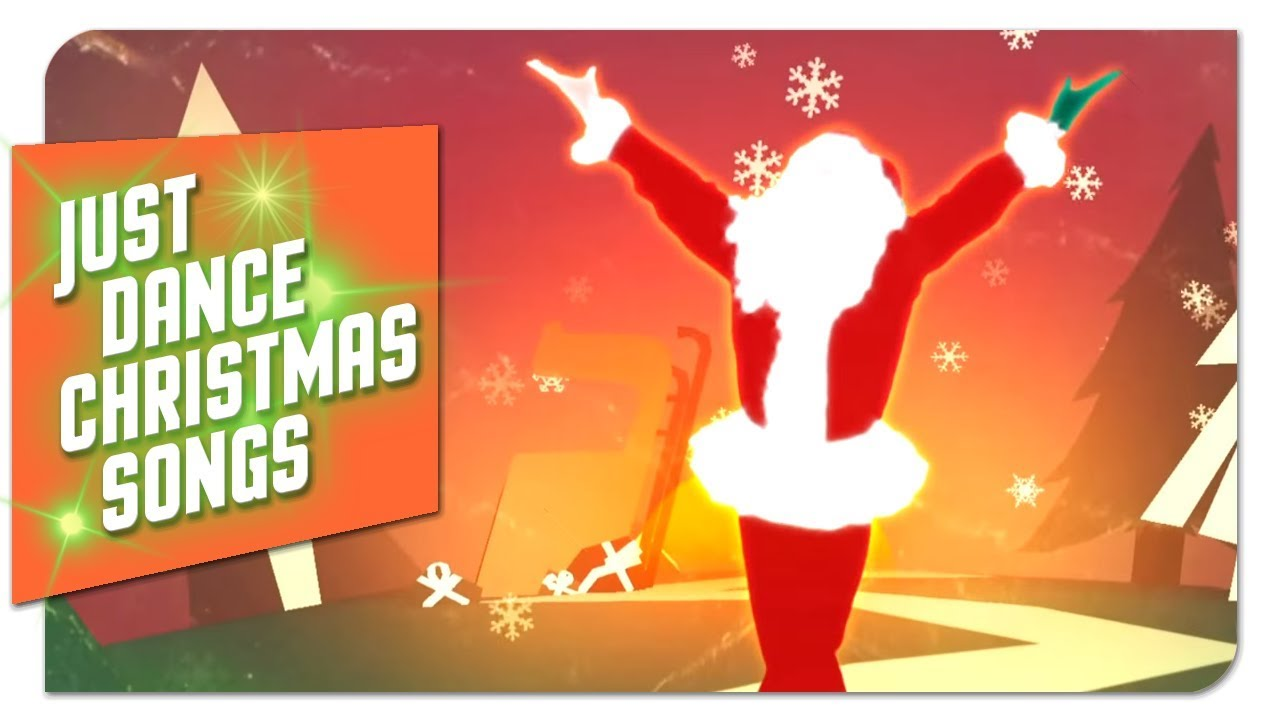 Top5 Just Dance Christmas Songs - YouTube