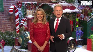 A SECOND Chance to Win in the Secret Santa Holiday Giveaway! | Wheel of Fortune