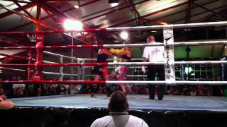 Jakelin Verran Round 3 Cooma Fight Night 20/03/2011