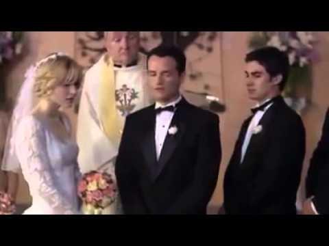 Groom Exposes Bride and Best man (movie scene)