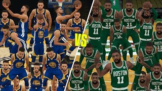 15 Stephen Curry's VS 15 Kyrie Irving's! Crazy Game! NBA 2K18 Challenge!