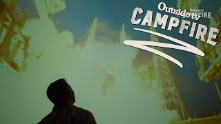 VR Filmmakers Challenge with Adventure Film Festival | Campfire